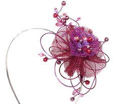 Wedding SidebandBridesmaid HeaddressesBridal by AnnieLaurieBridal