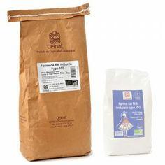 Harina de trigo integral XL - Loveat!© - #We_Loveat - Ingredientes: 95% harina de trigo integral (1,40% materias minerales).  Harina de elaboración artesana, molida a la piedra que contiene la totalidad del salvado. #We_Loveat