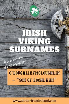 Genealogy Websites, Genealogy Research, Family Genealogy, Genealogy Humor, Genealogy Chart, Irish Last Names, Irish Symbols, Surnames, Family History