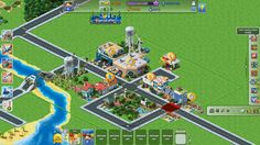 Megapolis is a city-builder, social game, free to play on Facebook and iOS and Android devices, from Social Quantum.