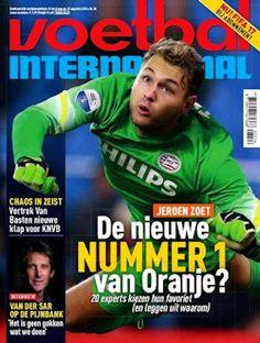 Proefabonnement: 8x  VI € 20,-: Lees weekblad Voetbal International nu…