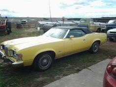 1973 xr7 cougar convertible