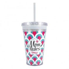 Mom Cooler Cup With Chocolate Chip Cookies