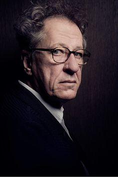Geoffrey Rush. Seriously. If you don't know who this guy is, you should fix that. Right now. He's brilliant.