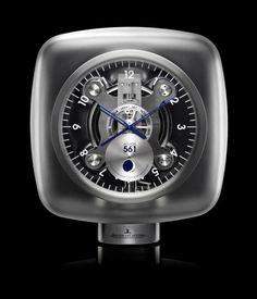 Jaeger Atmos clock by Marc Newson