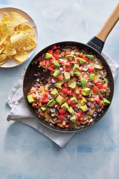 Sunday Strategist: A Week of Healthy Dinners - July 31 - August 4 - Cooking Light Gf Recipes, Mexican Food Recipes, Healthy Recipes, Dishes Recipes, Cooking Light Recipes, Easy Cooking, Cooking Ideas, Recipes Appetizers And Snacks, Snack Recipes