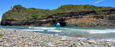 See the Hole in the Wall, Coffee Bay, South Africa The Places Youll Go, Places To See, Wonderful Places, Beautiful Places, Under The Rainbow, Port Elizabeth, Kwazulu Natal, Travel Activities, Beach Holiday