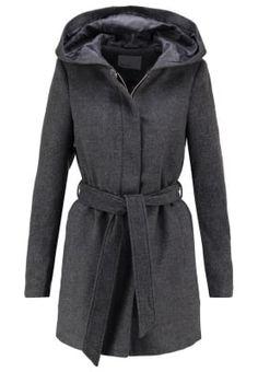 VMLINKA - Frakker / klassisk frakker - dark grey melange