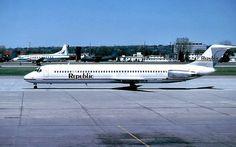 Republic Airlines DC-9-51