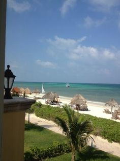 Ocean Coral & Turquesa: view from room
