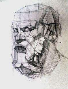 Е. А. Маковкин конструктивно пластичное построение головы человека методические указания - Сторінка 5
