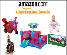 Amazon Lightening Deals All Day on 11/09