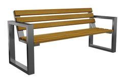 Wood Chair Design, Garden Furniture Design, Wooden Garden Furniture, Welded Furniture, Loft Furniture, Iron Furniture, Steel Furniture, Industrial Furniture, Outdoor Furniture