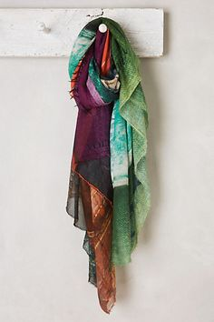 Library Scarf #anthropologie