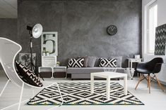 You can get this iconic rug is officially called Lappljung Ruta and it's available at...