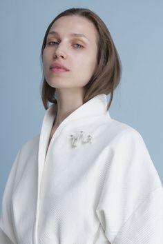 Delta Brooch Single Piece, Brooch, Fashion, Moda, Fashion Styles, Brooches, Fashion Illustrations