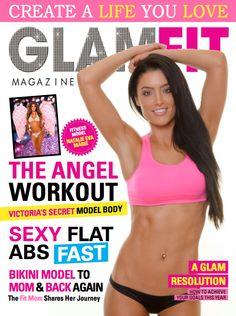 Natalie Eva Marie - Glam Fit Magazine