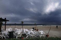 © Harry Gruyaert, Italy, Sardinia, near the town of Cagliari, Poetto beach, 1998