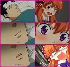 Gekkan Shoujo Nozaki-kun Manga Anime, Moe Manga, Moe Anime, Anime Art, Belle Cosplay, Me Me Me Anime, Anime Love, Monthly Girls' Nozaki Kun, Lovely Complex