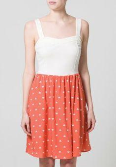 mint&berry - Zomerjurk - Oranje