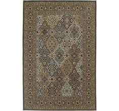 Karastan area rug - love it!