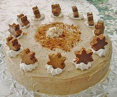 Lebkuchen - Torte