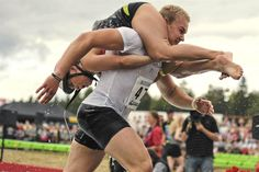 Wife Carrying