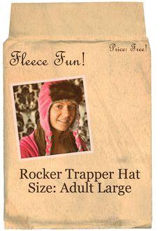 Trapper Hat large