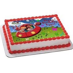 Now if only I could figure out who could make a Little Einsteins birthday cake...