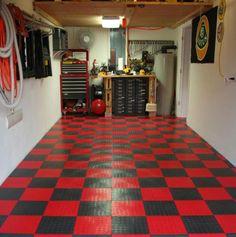 Elegant Cool Garage Colors