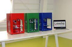 Impresora 3D Lewihe - Impresoras3d.com