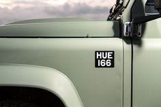 // 2015 Land Rover Defender Edition Heritage