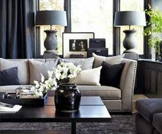 #classic #couches #designs #home. Taupe WohnzimmerWohnideen  ...