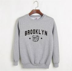 "EXO Suho ""Brooklyn"" Sweater"