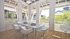 Starr Sanford Design, Severt House, Rosemary Beach