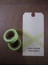 rice paper tape for tags Washi Tape Crafts, Paper Tape, Fresh Green, Rice Paper, Craft Party, Masking Tape, Make Me Happy, Best Part Of Me, Writing