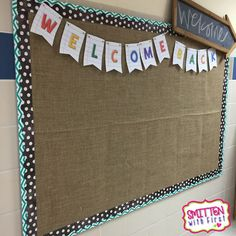 Last year I used this Welcome Back banner outside my classroom for Meet the Teacher and the first few weeks of school.Since then, I've had some ask if I could make more banners like it with holidays