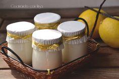 Mousse, Yogurt, Parfait, Glass Of Milk, Tea Lights, Panna Cotta, Pie, Candles, Ethnic Recipes