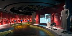 history museum exhibit design - Google Search