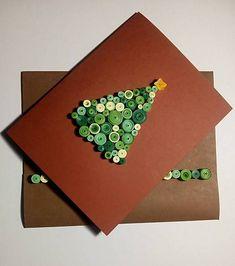 D.Plata / Pohľadnica Vianočný stromček