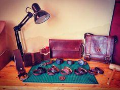 Leather craft Handmade  Shynoth