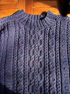 Ravelry: Inishmaan pattern by Alice Starmore