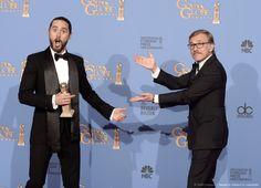 fuck-yeah-jared-leto:  HQ 71st Annual Golden Globe Awards, LA - 12th January 2014