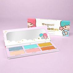 Sugarpill x Little Twin Stars Eyeshadow Palette