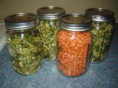 Dehydrating Broccoli and Carrots the Easy Way.