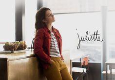 Juliette in Paris