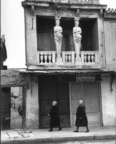 Athens, Greece 1953 Henri Cartier-Bresson