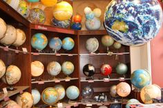 Globes @ Stanfords