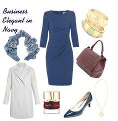 "The Invitation Says: ""Business Elegant"""