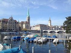 Limmat River - Zúrich - Opiniones de Limmat River - TripAdvisor